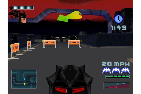 Batman: Gotham City Racer Screenshots for PlayStation ...