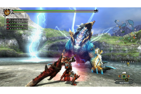 Monster Hunter Portable 3rd HD (English Patched) Free ...