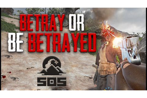 SOS: The Ultimate Escape - Betray or Be Betrayed - NEW ...