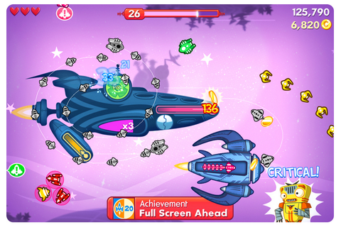 Flight Control Rocket | Games | Pocket Gamer