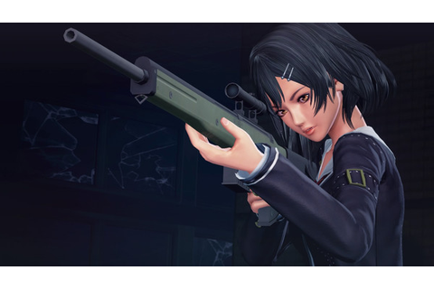 School Girl/Zombie Hunter now available for PC via Steam ...