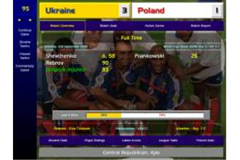 Championship Manager: Season 00/01 Download (2000 Sports Game)