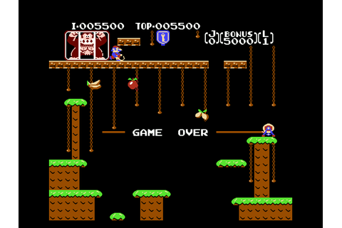 Donkey Kong Jr. Download Game | GameFabrique