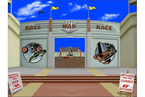 Rocket Jockey Download (1996 Sports Game)