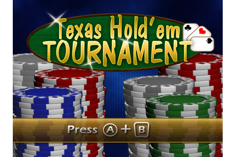 Texas Hold'em Tournament (WiiWare) Screenshots