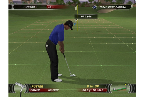 Tiger Woods PGA Tour 07 Review - GameRevolution