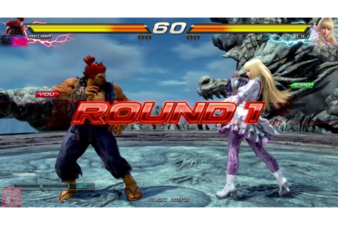 Tekken 7 PS4 Gameplay - YouTube