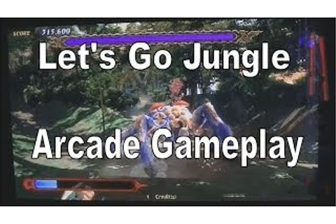 Play - Wwwbirminghamvendingcom-lets-go-jungle-gun-video-game