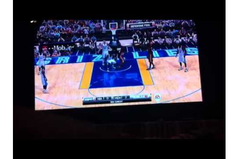 FULL GAME NBA elite 11 game play real game ps3 - YouTube
