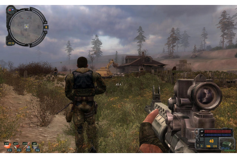 STALKER: Call of Pripyat - Full Version Game Download ...