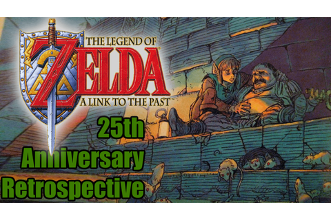 genoboost's Legend of Zelda a Link to the Past 25th ...