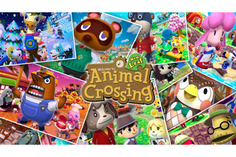 Animal Crossing: New Leaf HD Wallpaper | Background Image ...