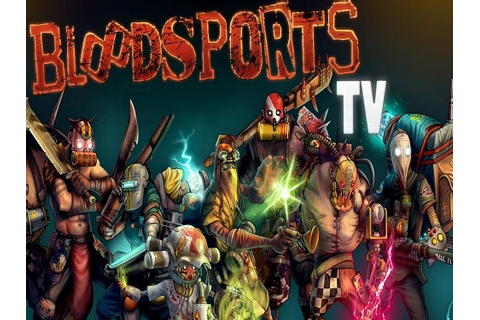 Bloodsports TV Game Free Download - Full Version Games ...