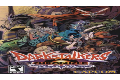Descargar Darkstalkers chronicle the chaos tower psp full ...