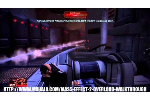 Mass Effect 2: Overlord - Mission 1: Hermes Station 2/2 ...