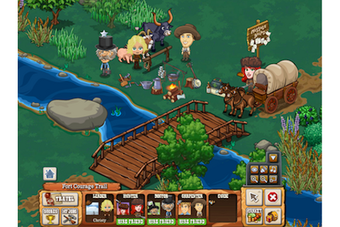 Zynga's FrontierVille Expands To New Game: Pioneer Trail