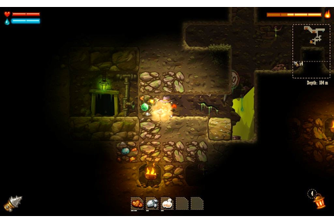 Steamworld Dig Game - Free Download Full Version For Pc