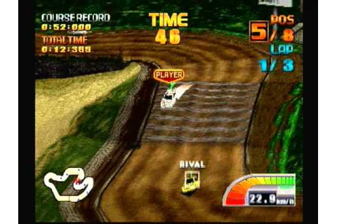 RC De Go (PS1) - YouTube