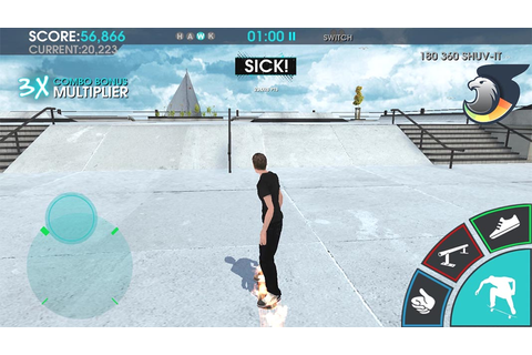 Tony Hawk and his best tricks are coming to Android in ...