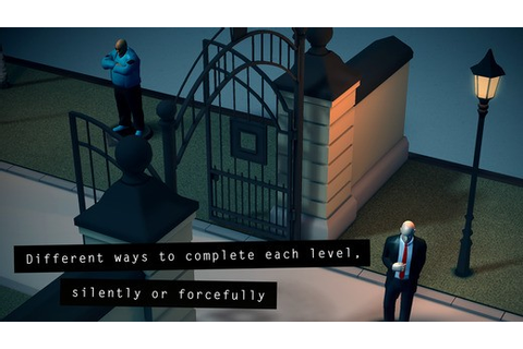 Hitman GO - Download ios game