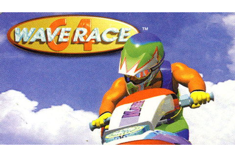 Classic Game Room - WAVE RACE 64 review for Nintendo 64 ...