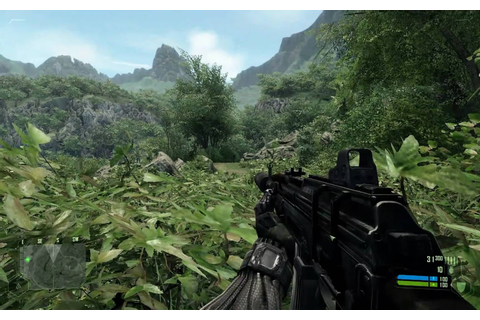 Crysis Free Download Full Version PC Game | Hell of Games