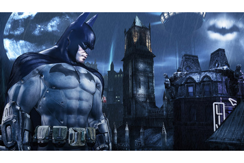 Free Download PC Game Batman - Arkham City Full Version ...