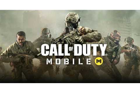 Call of Duty mobile game hitting Android, iOS devices on ...