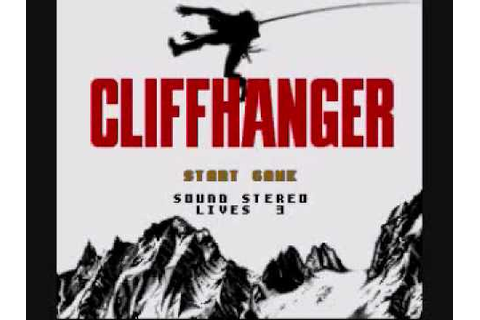Cliffhanger: The Game Part 1 - YouTube