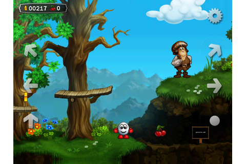 Dizzy: Prince of the Yolkfolk coming to Android on ...