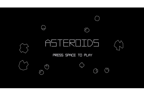 Asteroids - Game Giraffe