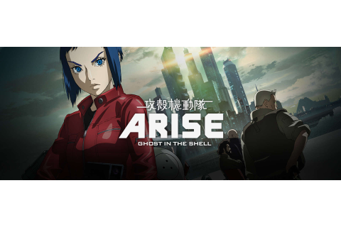 Stream & Watch Ghost In The Shell: Arise Episodes Online ...
