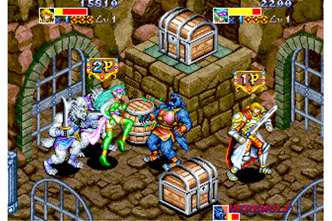 MaMe DiMiTriS Arcade: Dungeon Magic Arcade Portable