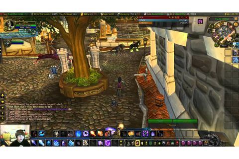 World of Warcraft Mists of Pandaria - LIVE STREAM W/ Chaos ...