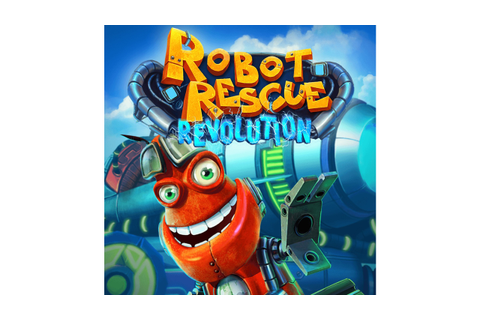 Robot Rescue Revolution Game | PS3 - PlayStation