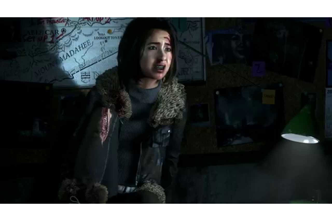 Until Dawn | Watch HORROR REINVENTED on PS4 EXCLUSIVE # ...