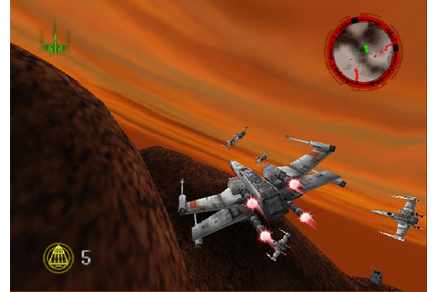 Star Wars: Rogue Squadron 3D | Download Free Mediafire ...