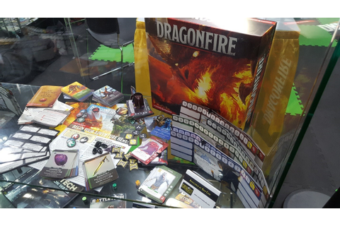 Dragonfire Review