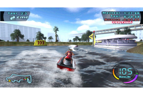 Splashdown (2001) by Rainbow Studios PS2 game