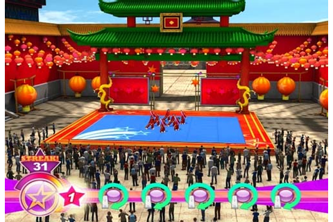 All Star Cheer Squad 2 For Wii Game Review