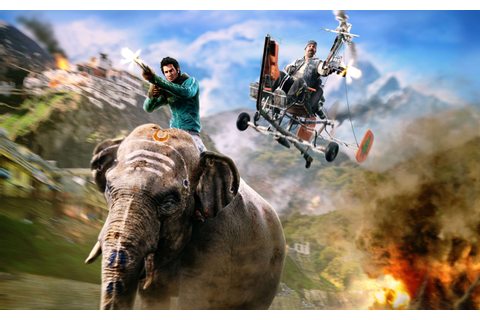 Far Cry 4 HD, HD Games, 4k Wallpapers, Images, Backgrounds ...