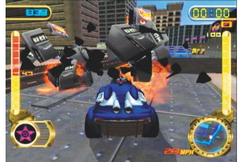 Hot Wheels Ultimate Racing PSP :: Jocuri PS Portable (PSP ...