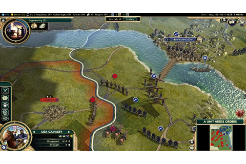 Download Sid Meiers Civilization V Gods and Kings PC ...