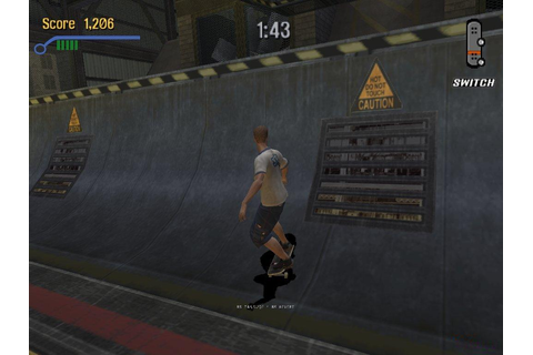 Tony Hawk's Pro Skater 3 Download (2002 Sports Game)