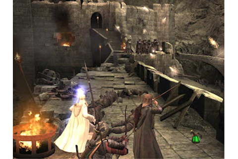 PC GAMERS HOME: Lord Of The Ring The Return Of The King ...