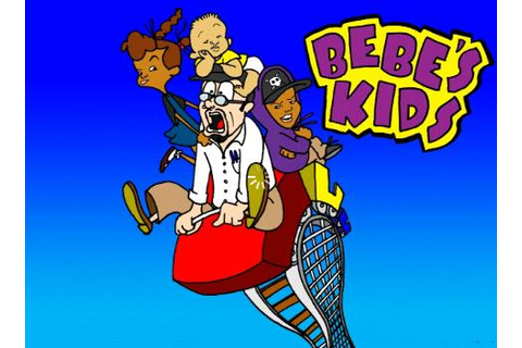 Image - Bebe's Kids.JPG | Angry Video Game Nerd Wiki ...