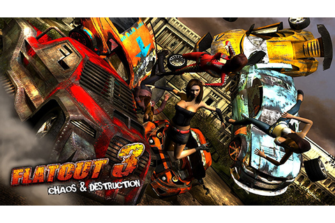 Flatout 3: Chaos & Destruction Full Download - Free PC ...