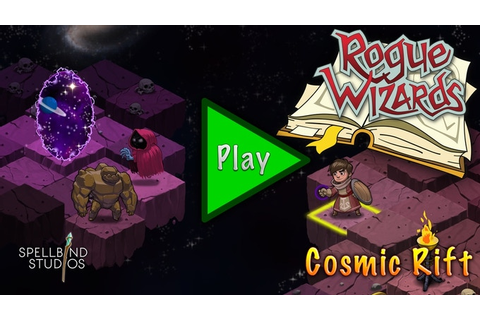 Rogue Wizards RPG - Fantasy Roguelike Role Playing Game by ...
