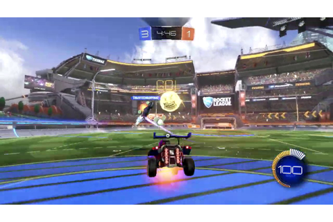 Ep 274 - Rocket League Gameplay - Heatseeker Game 34 - YouTube