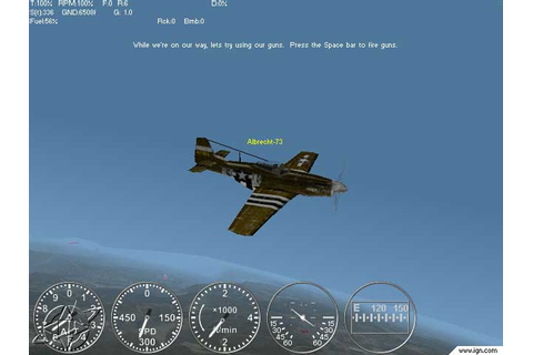 Fighter Ace II Screenshots, Pictures, Wallpapers - PC - IGN